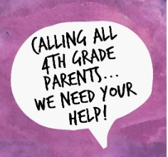 Parents of Mill Valley 4th Graders,