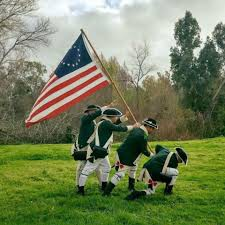 The Revolution - Living History in Huntington Beach Central Park