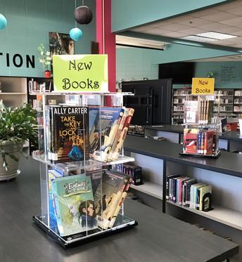 Acrylic Book Displays