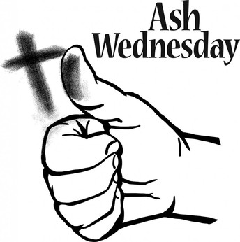 Ash Wednesday: The Season of Lent begins