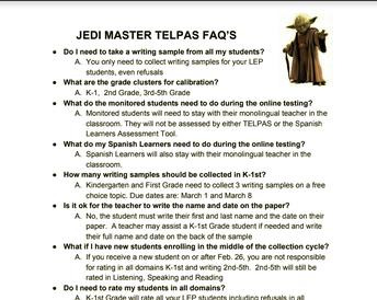 TELPAS Q & A