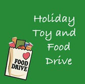 Toy and Food Drive