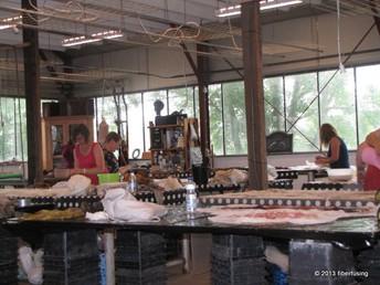 atelier fiberfusing - 200m² for creativity