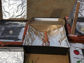 Shoe Box Oven