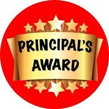 PRINCIPALS AWARDS - TERM 3, WEEK 7