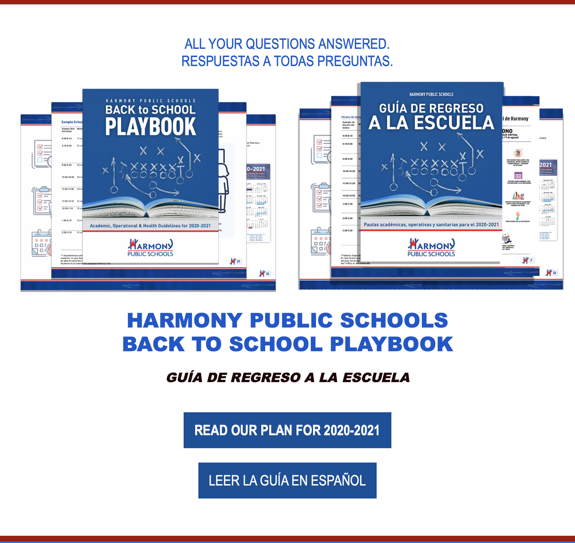 Back to School Playbook