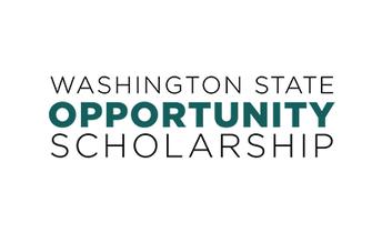 Washington State Opportunity Scholarship logo
