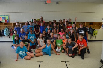 We wish our 5th graders the best next year!