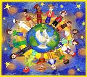 Estudiando, meditando y orando en Comunidad Internacional de Conspiradores Espirituales