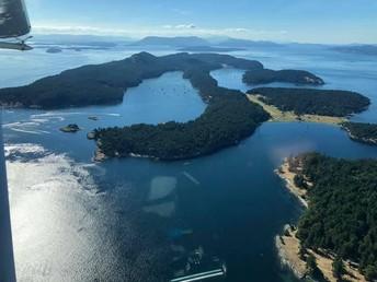 Off the Grid Paradise on Stuart Island