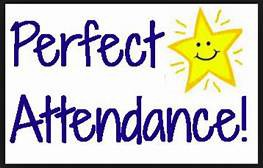 Congratulations to the following students for achieving Perfect Attendance for the first semester at Columbia Central!  We are so proud of your accomplishment!