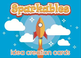 Sparkables Design Process & Inspiration Cards