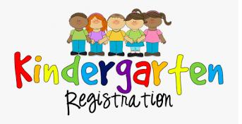 Kindergarten Registration is Now Open!