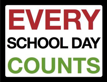 EVERY MINUTE IN SCHOOL MATTERS!