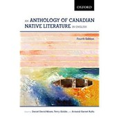 An Anthology of Canadian Native Literature