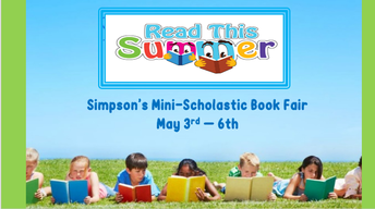 Get Ready for Summer Reading!