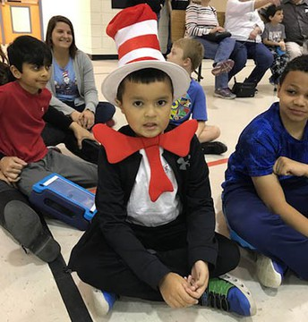 Hull Read Across America Celebration
