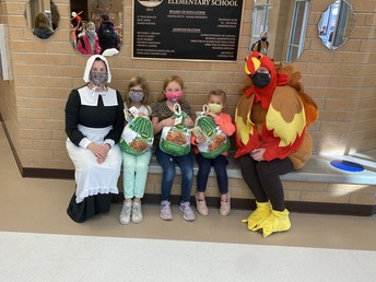 Congratulations to our Maple Ridge Annual Gobble Off Winners!