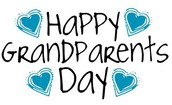 Grandparents' Night ~ Tuesday, November 15th