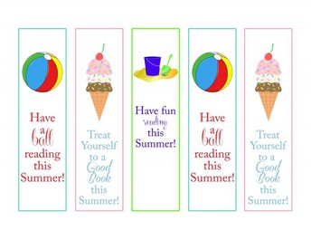 Free Printable Summer Reading Chart and Reward System