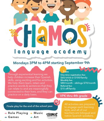 Chamos Language Academy