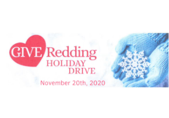 Give Redding Holiday Drive!