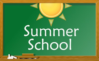 Summer School is June 22 - July 30