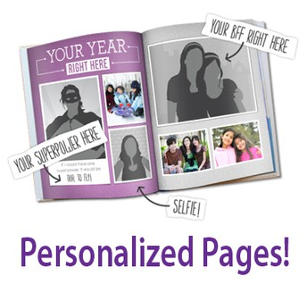 Save 15% on your yearbook