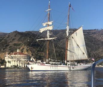 Tall Ship EXY Johnson