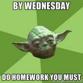 Assignments Due Wednesday (3/29/17)