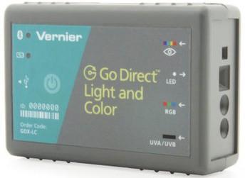 חיישן אור וצבע