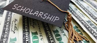 Scholarships... Money, Money, Money!