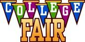 College Fair at ETSU