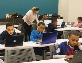 Summer STEM and Coding