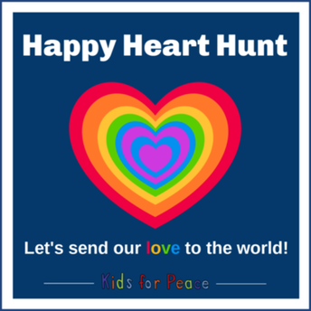 Happy Heart Hunt