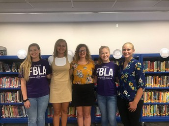 CHS Students Receive Recognition