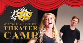 Theater Camp July 22 - 26