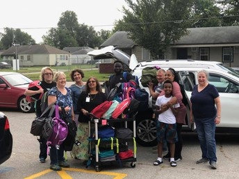 Backpacks & Supplies for Students!