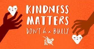 Grades 6-12 October Anti-Bullying Postcard Campaign