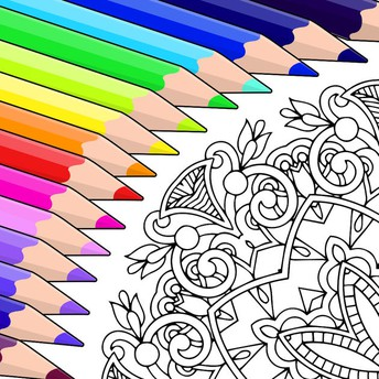 Coffee & Coloring