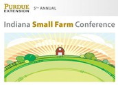 Save The Date: Indiana Small Farm Conference