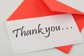 WCHE Teacher Appreciation Week