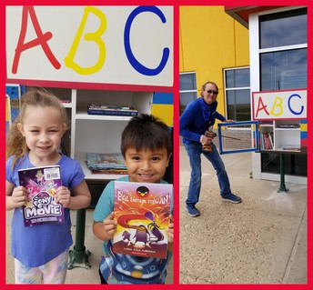 ABC Gets Little Library