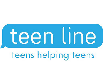 Teen Line: call 1(800)852-8336 or text TEEN to 839863