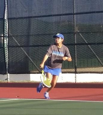BHS Tennis by Coach Frye
