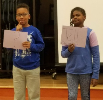 GE STUDENTS LEARN LESSON ON BOUNDARIES