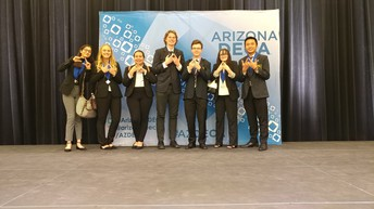 DECA District Competition