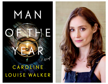 Man of the Year by Caroline Louise Walker