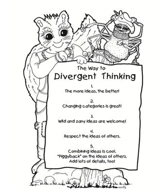 Understanding Divergent Thinking