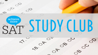 SAT Study Club